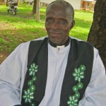 The Rev. Samuel Dante Dali, president, Chuch of the Brethren in Nigeria. (Morning Star News)