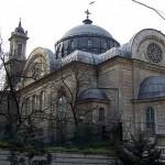 Agia Triada (Holy Trinity) Greek Orthodox Church in Istanbul. (Wikipedia)