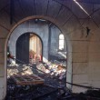 Two Injured in Arson Attack on Historic Church in Galilee, Israel