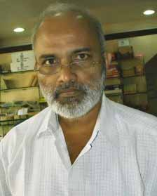 The Rev. Sebastian Poomattam, vicar general of Raipur Archdiocese. (St. Joseph the Worker Catholic Church)