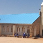 ECWA Gospel 1 Church in Jos, where bombs were planted. (Morning Star News)