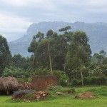 Rural Mbale in eastern Uganda. (photo Michael Shade)