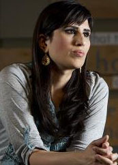 Naghmeh Abedini, wife of U.S.-Iranian pastor Saeed Abedini. (Facebook photo)