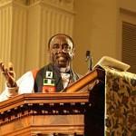 The Rt. Rev. Benjamin Kwashi, bishop of Jos. (The Living Church)