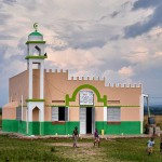 Rural mosque in Uganda. (Wikipedia, Rod Waddington)