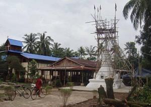 Monk Builds