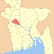 Pabna District in Bangladesh. (Wikipedia)