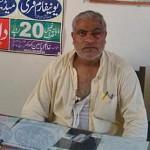 Saddique Azam after assault. (Morning Star News via Azam's attorney)