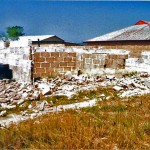 Partially demolished building of Breadwinners International Christian Centre in Bassa, Nigeria. (Morning Star News)