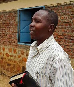 The Rev. Hassan Abdelrahim of the Sudan Church of Christ. (Morning Star News)