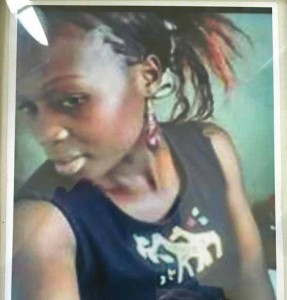 Photo of Garissa University College attack victim, Selpher Wandia, 21. (Morning Star News from Twitter)