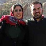 Saeed Abedini and wife Naghmeh. (ACLJ photo)