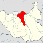 Unity state, where Yida is located in South Sudan. (Wikipedia)