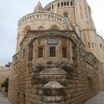 Basilica of Dormition Abbey on Mt. Zion. (Courtesy of Dormition Abbey)