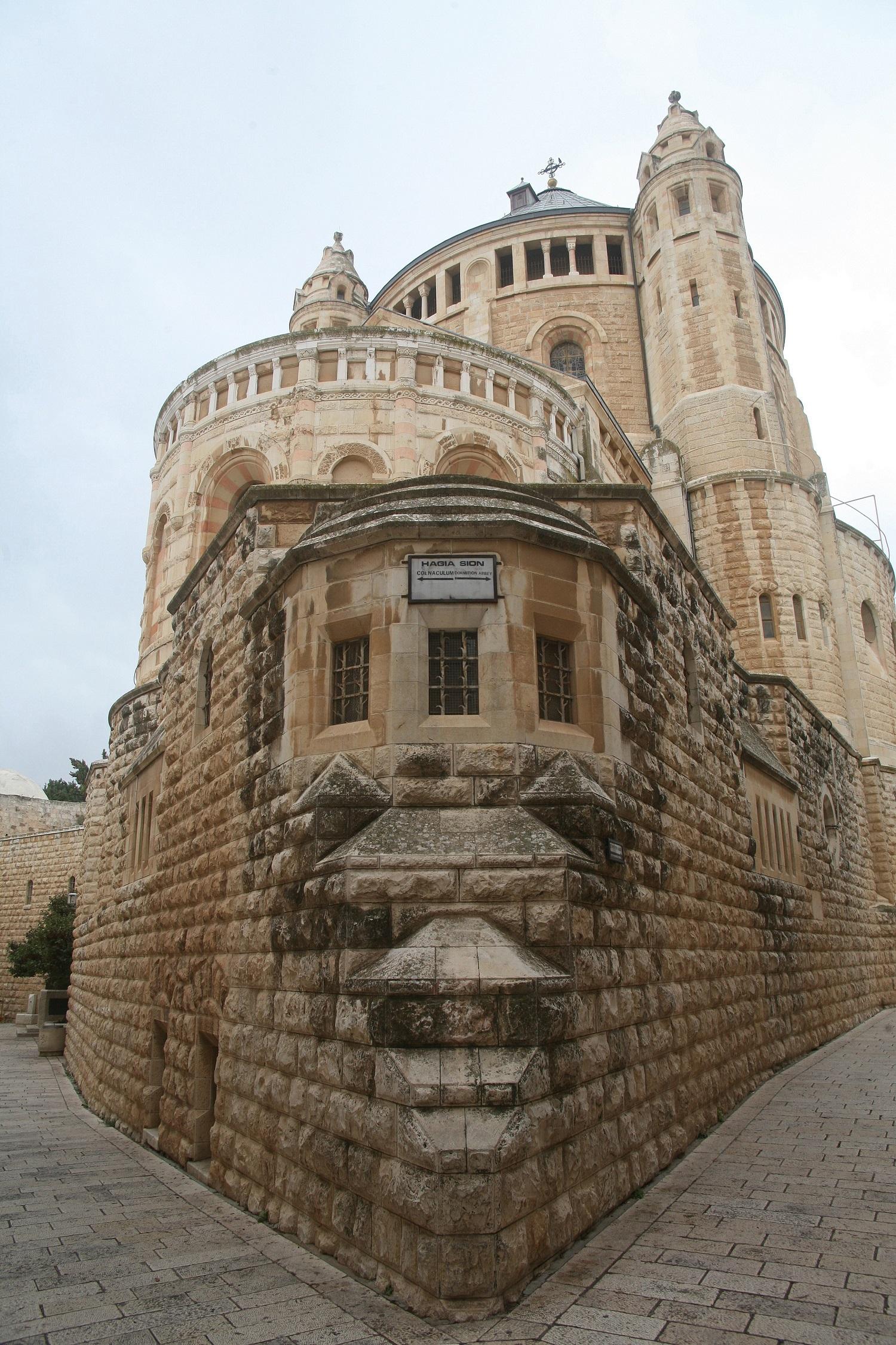 Catholic Monks In Israel Seek Action Against Root Causes Of Anti