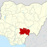Benue State, Nigeria. (Wikipedia, Himalayan Explorer based on work by Uwe Dedering)