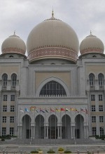 Malaysia's Palace of Justice, where the Federal Court of Malayia is located. (Wikipedia)