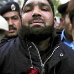 Mumtaz Qadri. (Pakistan Today)