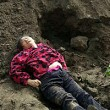The body of Ding Cuimei. (China Aid)
