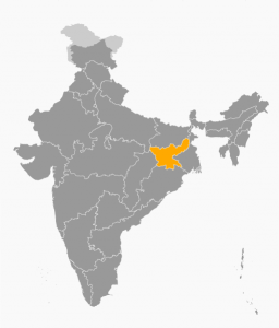 Jharkhand state, India. (Wikipedia)