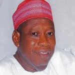 Kano Gov. Abdullahi Umar Ganduje. (File photo)