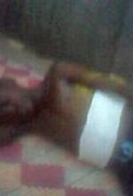 Nassif Malagara in hospital. (Morning Star News)