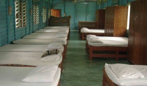 Dormitory at Ulu Yam (Batul Iman), Faith Purification Center. (Government of Malaysia)