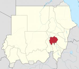 Al Jazirah state, Sudan. (Wikipedia)