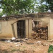 House destroyed in Dogon Fili, Kaduna state, by Muslim Fulani herdsmen. (Morning Star News)