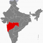 Maharashtra state, India. (Wikimedia)
