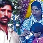 Composite of Shahzad Masih and Shama Masih. (Morning Star News courtesy of famly)
