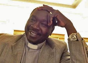 The Rev. Kwa Shamaal, arrested in Sudan by Islamist officials. (Morning Star News)