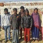Members of the Christian community in Bartu Kubuaa village, Jharkhand state. (Global Christian News)