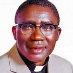 he Rev. Musa Asake, CAN general secretary. (File photo)