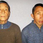 Pastors Dom Dawng Nawng Latt (L) and La Jaw Gam Hseng. (Courtesy of Burma military)