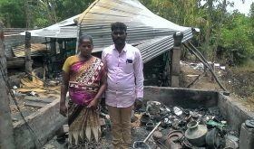Church Building, Pastor's Home Burned Down in Tamil Nadu State, India, Sources Say