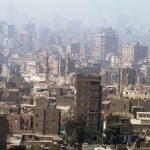 Cairo, Egypt. (Wikimedia)
