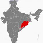 Odisha state, India. (Wikimedia)