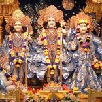 Deities associated with 16th century Hindu devotional Ram Charit Manas. (Wikipedia)