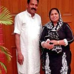 Pastor Sultan Masih and his wife Sarabjit. (Morning Star News)