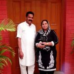 Pastor Sultan Masih and wife Sarabjit. (Morning Star News)