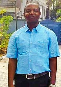 The Rev. Cyriacus Onunkwo. (Morning Star News via parish)