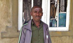 ECWA church elder Dauda Samuel Kadiya. (Morning Star News)
