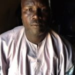 Police arrested Haruna Samaila when he reported death threat by Islamic extremists. (Morning Star News)