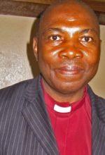 The Rev. Dacholom Datiri of the Church of Christ in Nations COCIN. (Morning Star News)