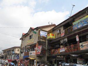 Lagos, Nigeria. (Wikipedia)