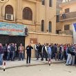 At Least Nine People Killed in Attack on Coptic Church in Egypt