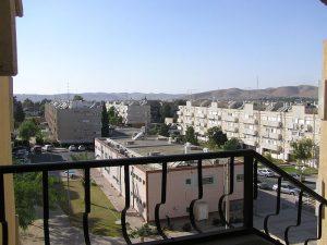 Dimona, Israel. (Wikipedia)