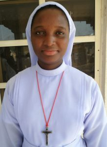 Roseline Isiocha, one of three nuns and three nuns in training kidnapped in southwest Nigeria. (Diocese)