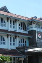 Panti Rapih Hospital in Yokyakarta, Central Java, Indonesia. (Wikipedia)